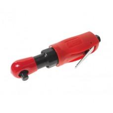 Пневмотрещотка 3/8 50 Nm, 230 об/мин, резин. ручка, расход воздуха 130 л/ми