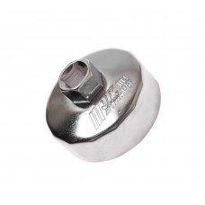 """Съемник масляного фильтра """"чашка"""" 65мм 14-гр. /JTC JTC-1114"""