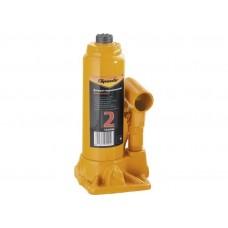 Домкрат Спарта бутылочный, 2 т, h подъема 148–278 мм/50321