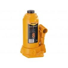 Домкраты Спарта бутылочные, 8 т, h подъема 200-385 мм/50324