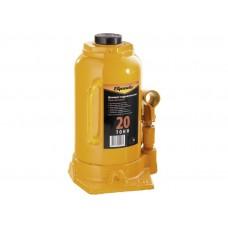Домкрат SPARTAгидравлический бутылочный, 20 т, h подъема 250-470 мм/50328