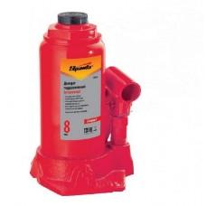 Домкраты бутылочные, 8 т, h подъема 180-350 мм SPARTA Compact