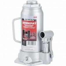 Домкрат MATRIX MASTER гидравлический бутылочный, 12 т, h подъема 230–465 мм