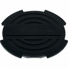 Резиновая опора для подкатного домкрата D=130 мм (для 51135, 51035, 510105)