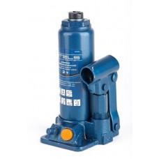 Домкрат бутылочный, 2 т, h подъема 181–345 мм, в пласт. кейс