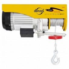 Тельфер электрический, 1 т, 1600 Вт/ DENZEL 520155