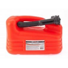 Канистра для топлива, пластиковая, 5 литров /STELS 53121