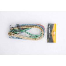 Паук багажный резиновый, 8 крюков/ SPARTA 543305
