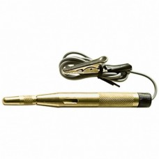 Пробник автомобильный 6-24 В, 110 мм, металлический корпус /SPARTA 555105