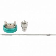 Набор для краскораспылителя AG950LVLP и AS951LVLP : сопло 1,5мм, игла, чашк
