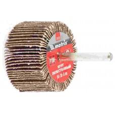 Круг лепестковый для дрели, 50 х 30 х 6 мм, P 100 //MATRIX