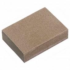 Губка для шлифования, 100 х 70 х 25 мм, мягкая, 3 шт., P 60/80, P 60/100, P