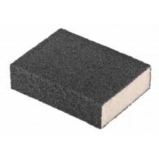Губка для шлифования, 100 х 70 х 25 мм, средняя плотн., P60 / MATRIX 75712