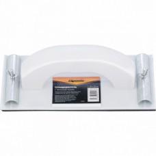 Сеткодержатель, 230 х 105 мм, пластиковый с зажимами/ SPARTA 758475