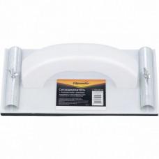Сеткодержатель, 230 х 120 мм, пластиковый с зажимами/ SPARTA 758515
