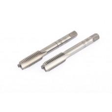 Метчик ручной М10 х 1,5 мм, комплект из 2 шт./ СИБРТЕХ 76628