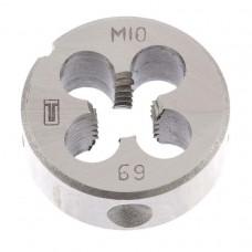 Плашка М10 х 1,5 мм/ СИБРТЕХ 77027