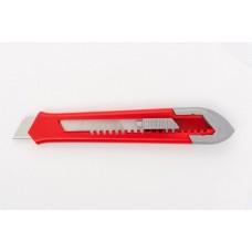 Нож, 18 мм, выдвижное лезвие, корпус ABS-пластик/MATRIX 78928