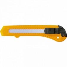 Нож,18 мм, выдвижное лезвие/ SPARTA 78974