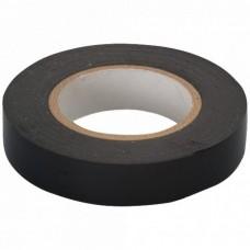 Изолента ПВХ, 15 мм х 10 м, 130 мкм, черная /СИБРТЕХ 88788