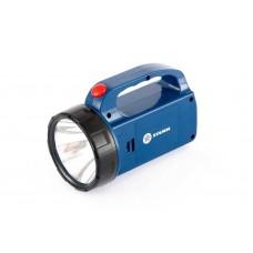 Фонарь поисковый, 1+12 LED, 3хАА Stern