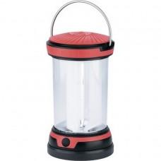 Фонарик кемпинговый, светодиодный, двух режимный, пластиковый корпус, 12 Le
