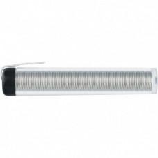 Припой Sn60Pb40, D 1 мм, 10 г, в пластмассовой тубе //SPARTA