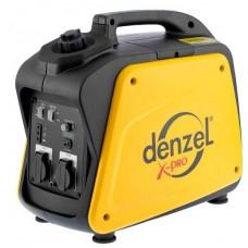 Генератор инвер. GT-2100i, X-Pro 2,1 кВт, 220В, бак 4,1 л, руч старт Denzel