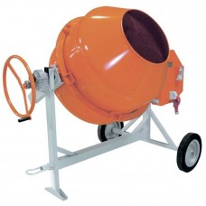 Бетоносмеситель СБР-440А.1, 440 л, 1,5 кВт, 380 В, редуктор