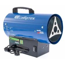 Газовый теплогенератор GH-10, 10 кВт/ СИБРТЕХ 96450