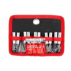Адаптер магнитный для бит, шестигранный, 10 шт./ MATRIX 11398