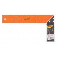Угольник, 250 мм, металлический/ SPARTA 323425