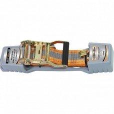 Ремень багажный с крюками, 0,38х10м, храповый механизм Automatic STELS