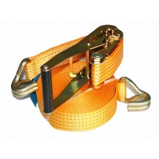 Ремень багажный с крюками 0,05х10 м., храповый механизм STELS  54387