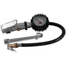 Манометр для шин 3-хфункциональный, шланг 300 мм JW-AG010042