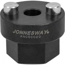 Радиусная торцевая головка для пальца рессоры передней подвески грузовых а/