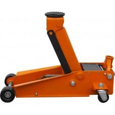 Домкрат подкатной 3 т. гаражный двухпоршневой, 133-485 мм OHT230