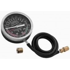 Универсальный прибор для измерения давления топливной магистрали. Вакууммет