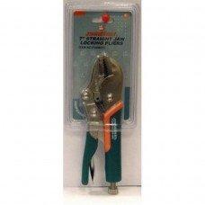 """Ручные тиски """"струбцина"""", 7"""", с прорезиненными ручками JW-P30M07C"""