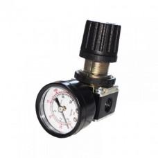 "Регулятор давления с манометром 1/4"" SUMAKE SM-SA-20102A"