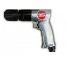 Пневмодрель 3/8 пистолет. реверсивная 1800 об/мин (быстрозажимной патрон) A