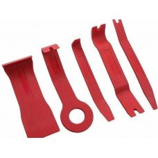 Набор съемников для панелей салона 5 пр. (пластик.) AUTOMASTER/20 AMT-60206