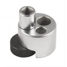 Шпильковерт универсальный эксцентриковый (6-19 мм) под вороток 1/2 AUT
