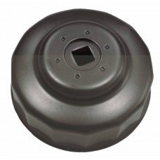 """Съемник масляного фильтра """"чашка"""" 86 мм 16-гр (VOLVO) FORCE F61917-8616"""